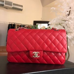 29d42e8a8795 Women s Chanel 2.55 Double Flap Bag Price on Poshmark